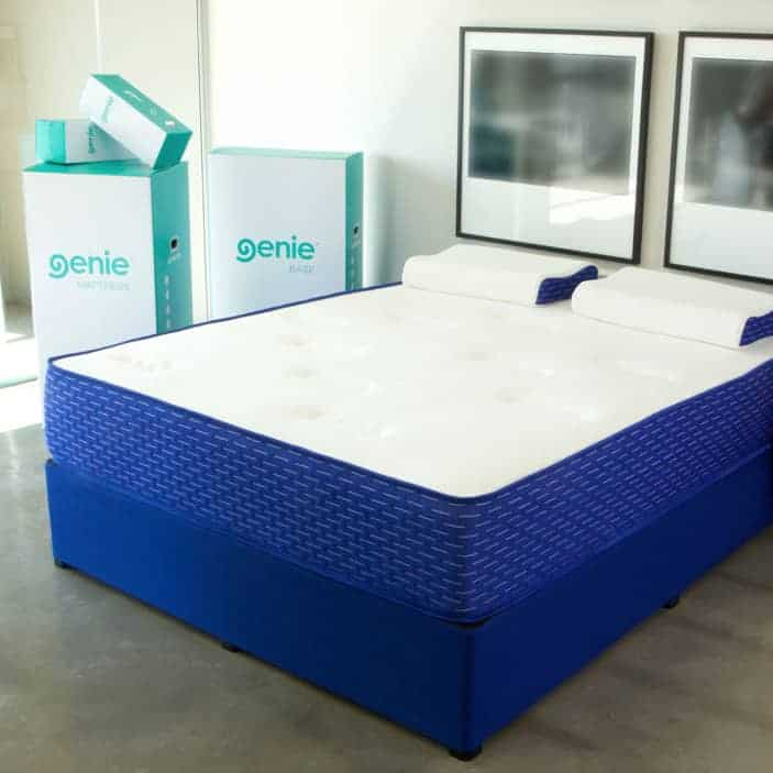 The one-bed-fits-all mattress: why Genie mattresses suit just about everyone