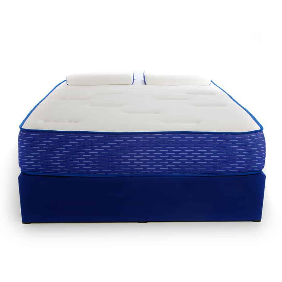 genie-queen-bed-front-view
