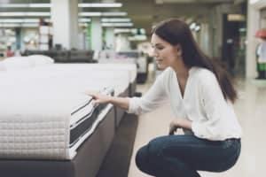 choosing mattress and base