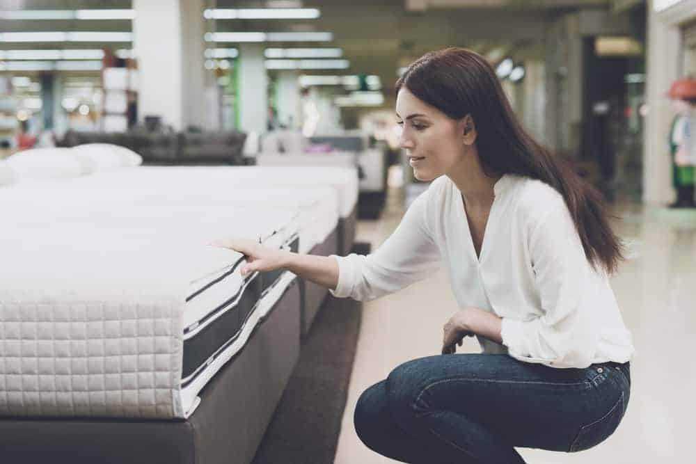 choosing mattress and base